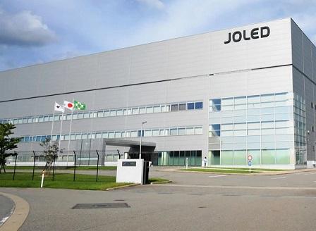 Готов е първият завод за печатане на OLED дисплеи