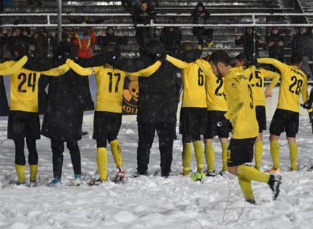 Ботев (Пловдив) е на 1/4-финалите за Купата на България