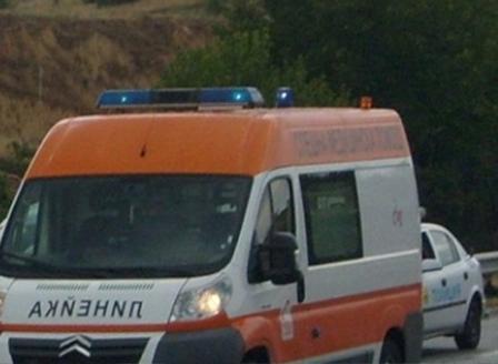 Тежка катастрофа между два микробуса на пътя Русе-Бяла