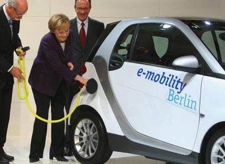 Германия изпреварва Норвегия като пазар за електромобили