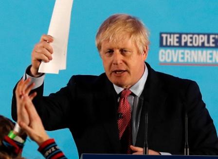 Борис Джонсън: Великобритания ще напусне ЕС на 31 януари догодина