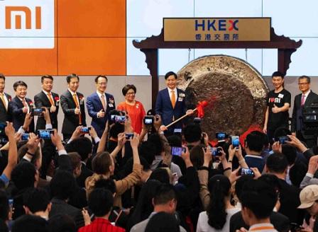 Нов максимум в акциите на Xiaomi