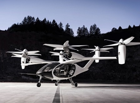 Toyota инвестира солидно в проект за летящо такси