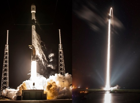SpaceX изстреля още 60 спътника за интернет