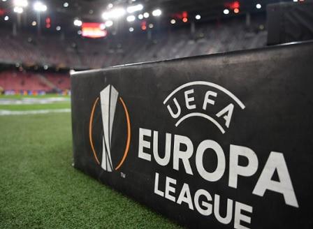 Всички резултати от 1/16-финалите на Лига Европа