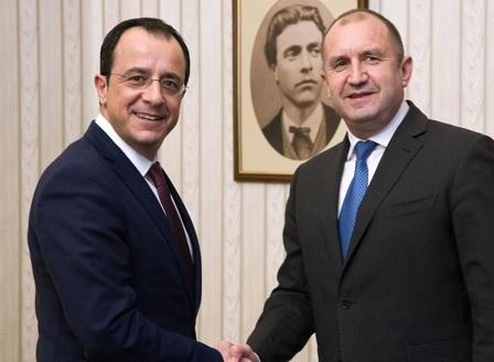 Президентът на Кипър пристига на официално двудневно посещение у нас