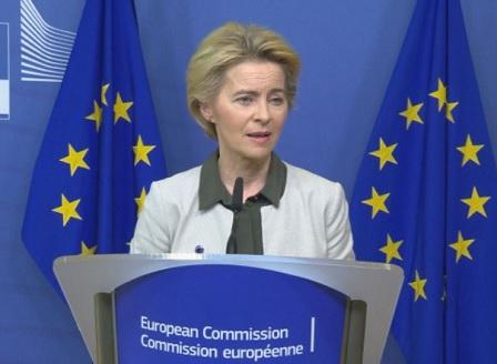 ЕС с мерки за 2,77 трилиона евро за борба с с COVID-19