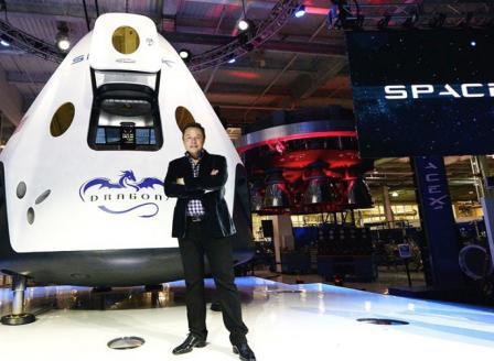 Първа пилотирана мисия на НАСА от американска земя от почти 10 г.