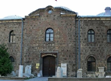 Археологическият музей отваря врати за посетители