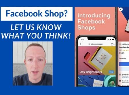 Фейсбук стартира платформа Facebook Shop за връзка на малкия бизнес с клиенти