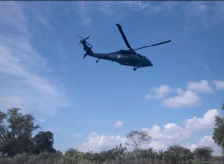 Военен хеликоптер се разби в Чукотка