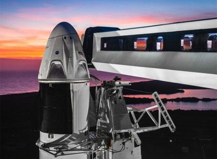 Втори опит за изстрелване на кораб с екипаж за МКС от американска земя