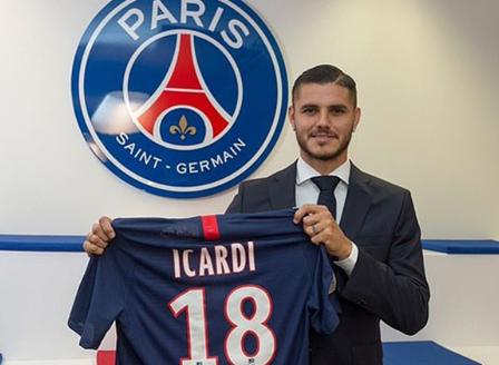 ПСЖ купи Икарди от Интер за 50 млн. евро