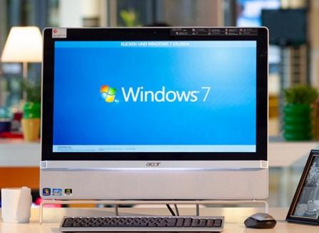 Microsoft обнови неочаквано Windows 7