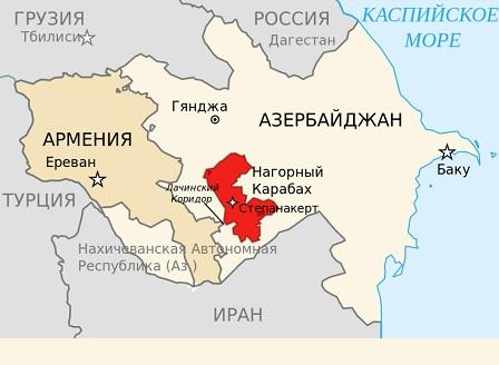Отново напрежение и убити по границата между Азербайджан и Армения