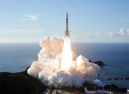 Първата арабска космическа мисия до Марс излетя днес на борда на ракета от Япония