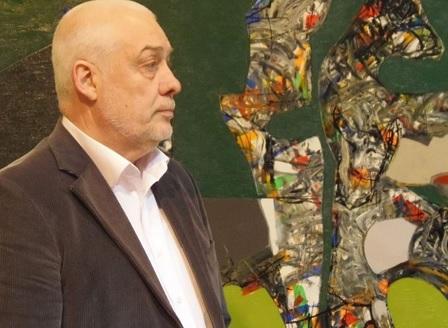 Васил Стоев с изложба